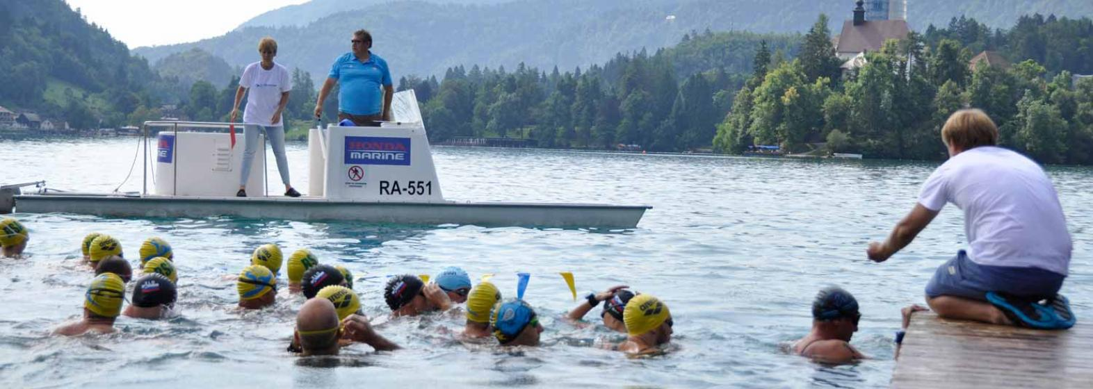 Bled Swimming Challenge
